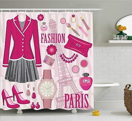 Nyngei de de Moda Temade Moda en París con atuendos Vestido ...