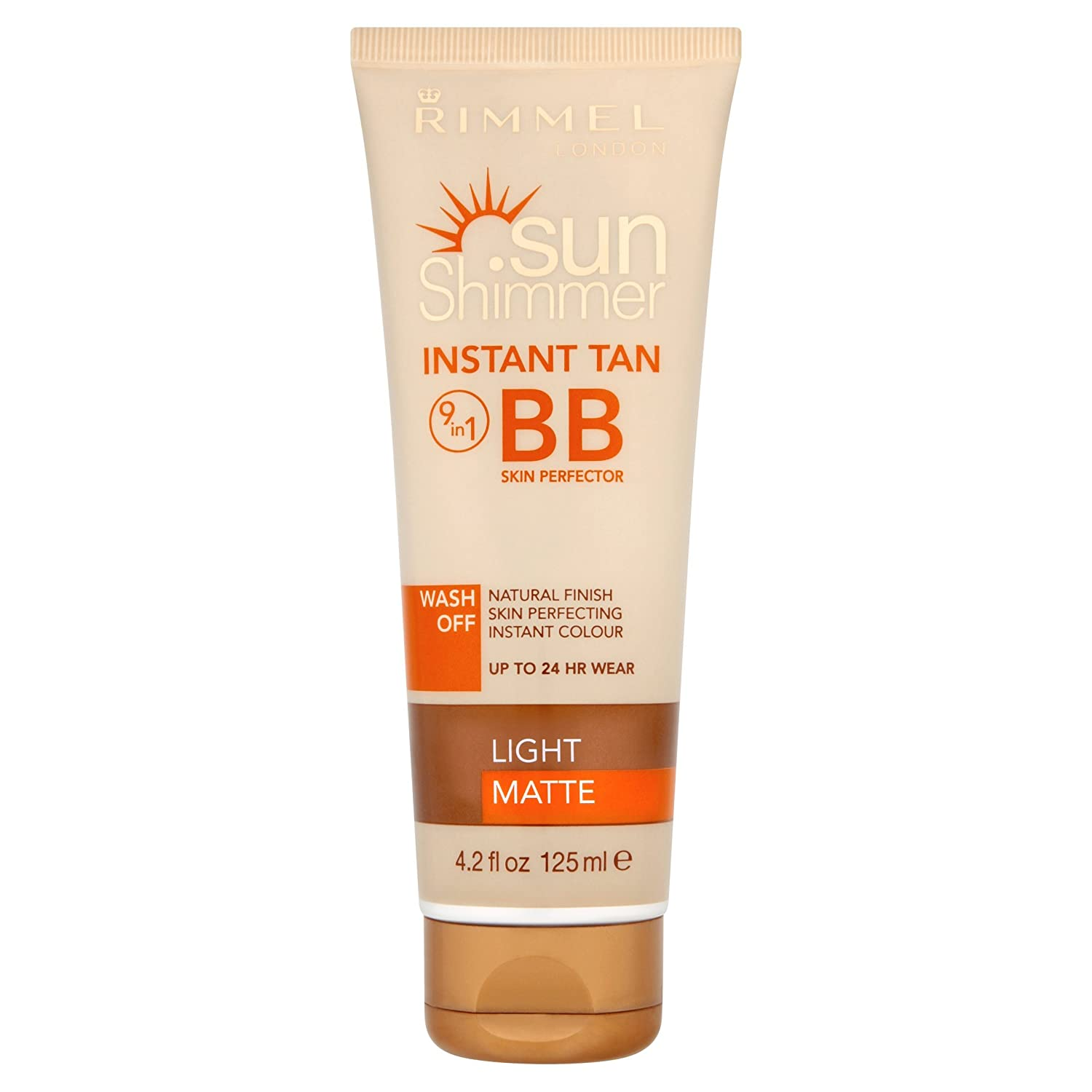 Sunshimmer Instant Tan 9-in-1BB Perfection Wash Off Coty 34788843002