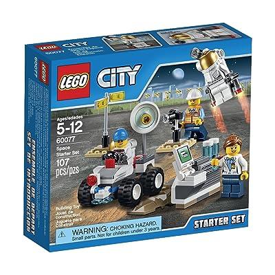 LEGO, City, Space Starter Set (60077): Toys & Games