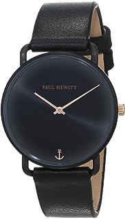 Mit Schwarz Armbanduhr Chrono Ip Sunray Black Paul Hewitt Line vYybf76g