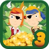 Pirate Phonics 3 : Kids learn to read!