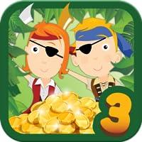 Pirate Phonics 3 : Kids learn to read!