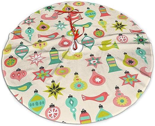 Sweeth Navidad Falda del Árbol,Falda De Árbol De Navidad,Base ...
