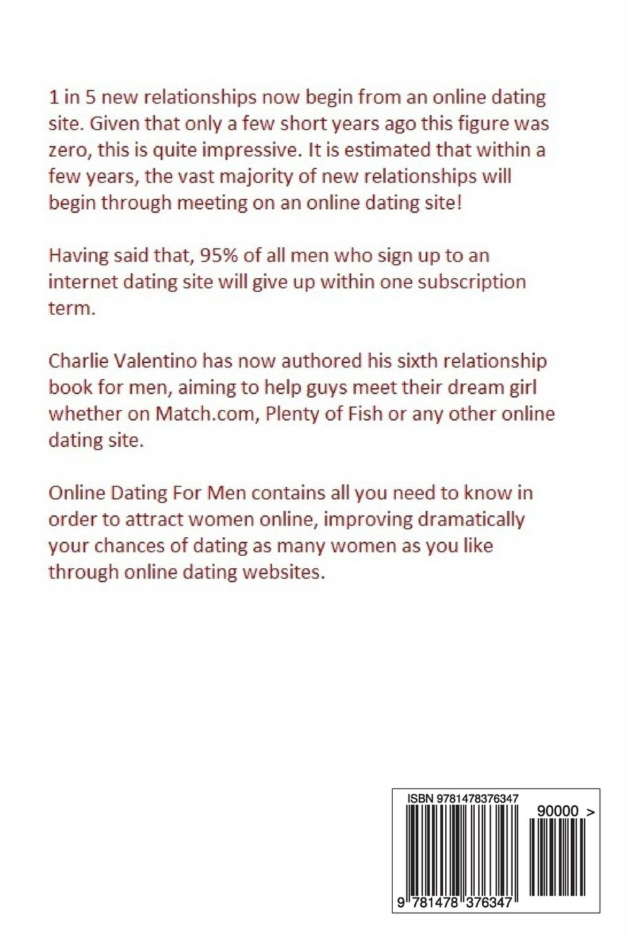 How to start a relationship from online dating
