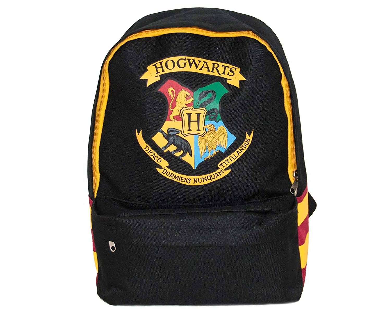 Offiziell Harry Potter Hogwarts Gryffindor House Wappen Rucksack