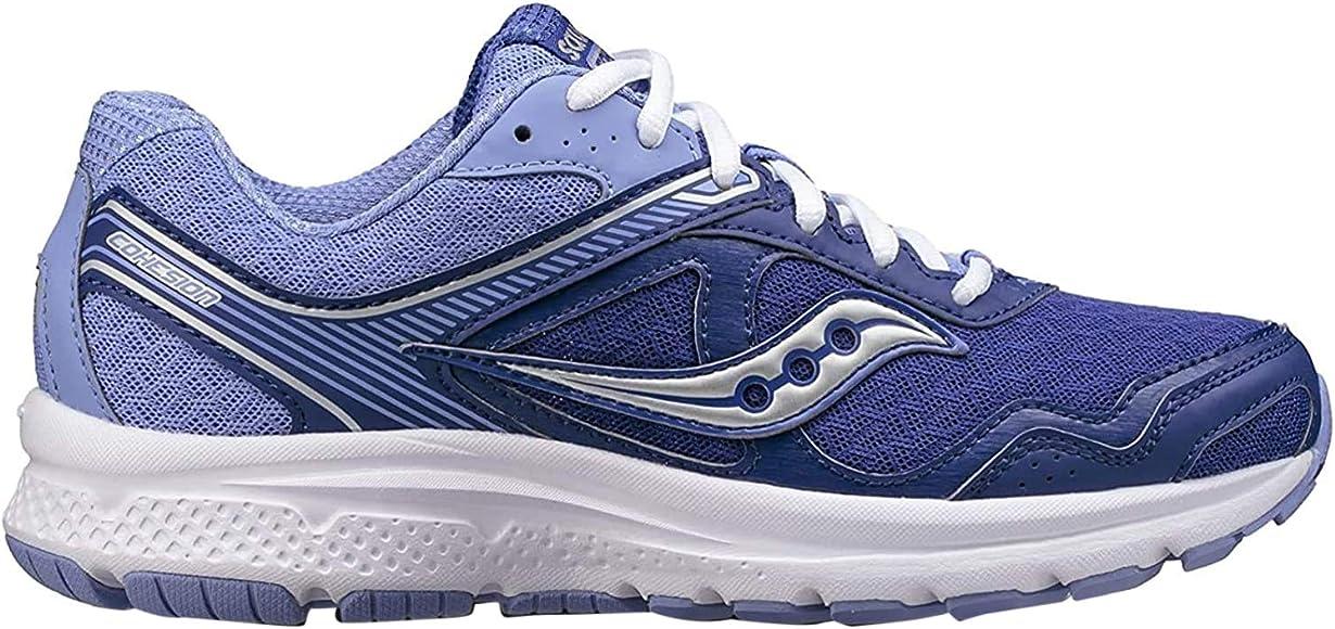 Saucony - Modelo Cohesion 10 - Zapatillas de running, para mujer, mujer, morado, 38 EU: Amazon.es: Deportes y aire libre