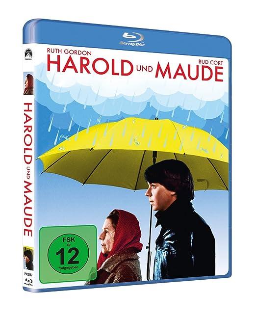 Harold und Maude [Alemania] [Blu-ray]: Amazon.es