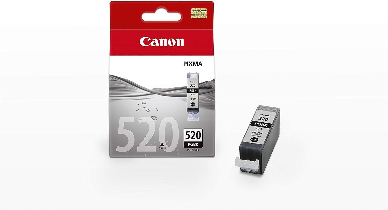 Ink Cartridge Black Pgi 520bk Canpgi 520bk By Canon Bürobedarf Schreibwaren
