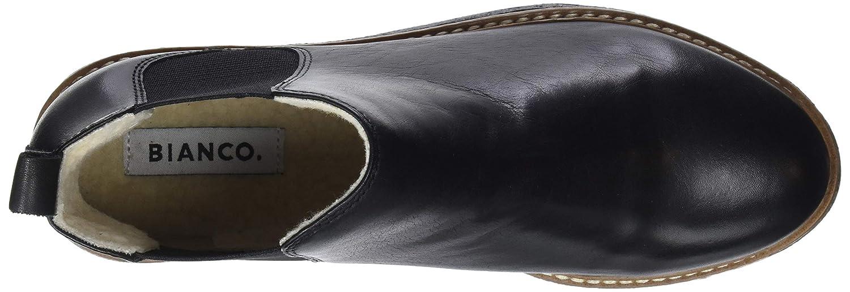 Bianco Damen Bfagnes Bfagnes Bfagnes Leather Chelsea Stiefel 77977e