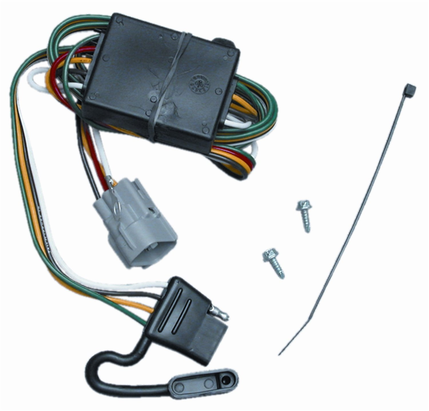 71zHscBxD1L._SL1500_ amazon com vehicle to trailer wiring connector for 98 99 toyota quick connect trailer wiring harness at crackthecode.co