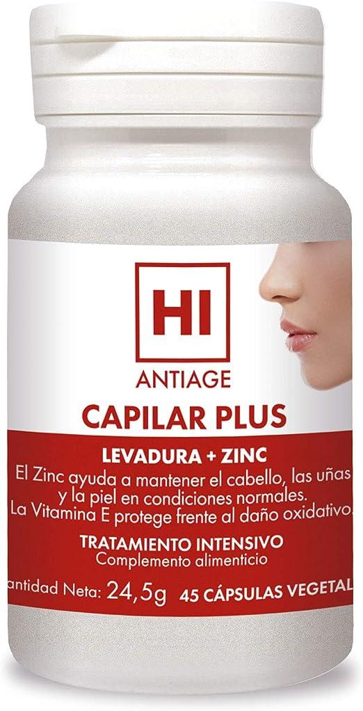 HI - Hi Antiage - Capilar Plus - Complemento Alimenticio con ...