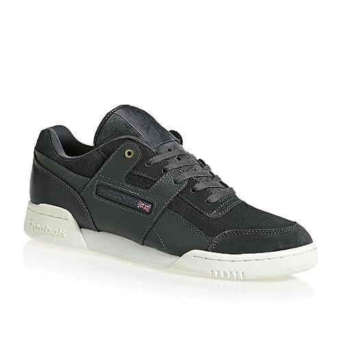 e0b52e375f6329 Reebok Workout Plus MCC Men Grey  Amazon.co.uk  Shoes   Bags