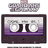 Marvel's Guardians Of The Galaxy: Cosmic Mix Vol. 1 [Cassette] (Audio Cassette)