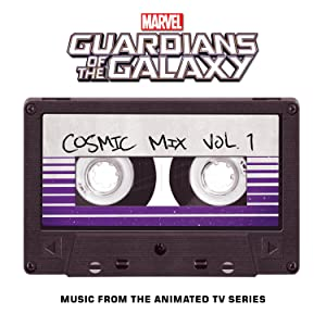 Marvel's Guardians Of The Galaxy: Cosmic Mix Vol. 1 [Cassette]