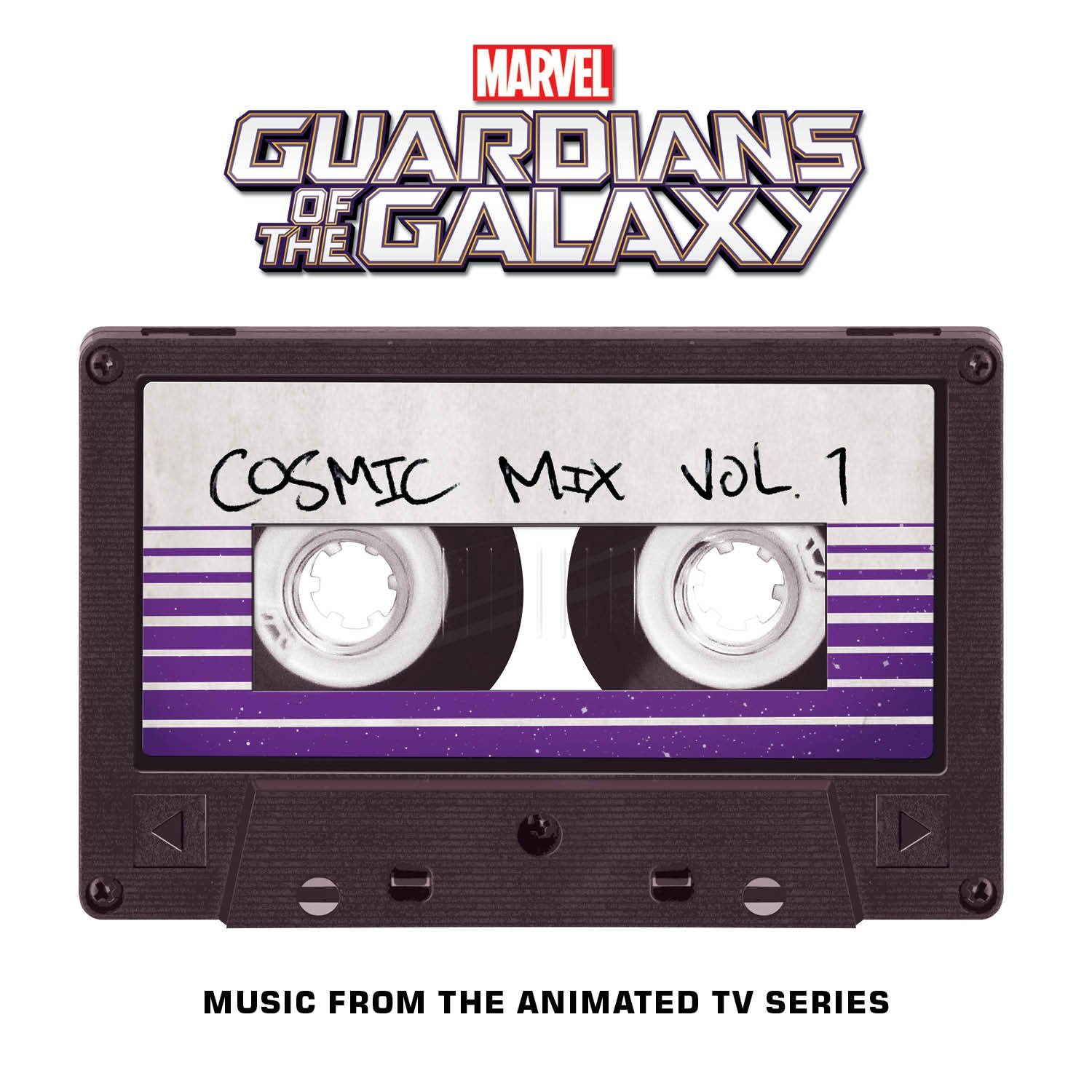 Cassette : SOUNDTRACK - Marvel's Guardians Of The Galaxy: Cosmic Mix, Vol. 1 (music From Theanimated Tv Series) (Cassette)