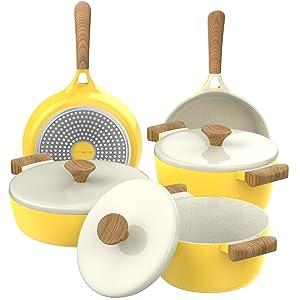 Vremi Ceramic Cookware