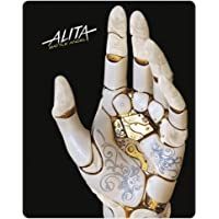 Alita: Battle Angel (3D Steelbook + 2D Blu-ray)