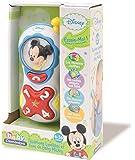 Clementoni 62370.9 - Teléfono de Mickey para bebés
