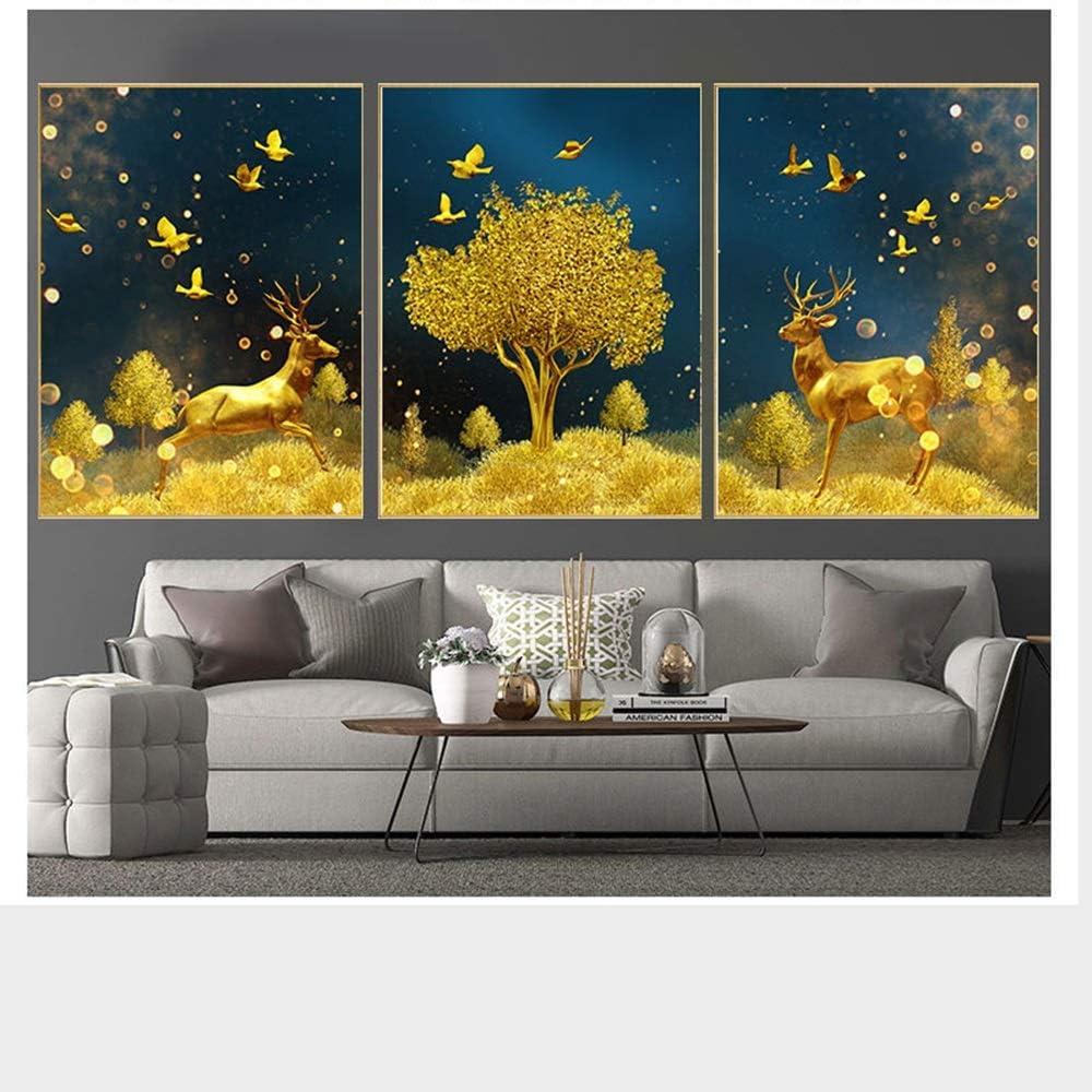 L.Z.H アートパネル 壁飾り 絵画壁画装飾壁絵画のフォームフレームホームリビングルームベッドルームデンホテル50 * 70センチメートル 壁掛けキャンバス