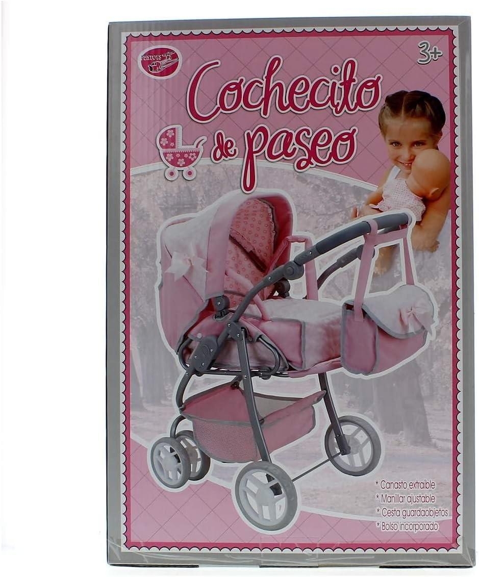 Amazon.es: Carro Muñeca 71 x 43 x 77 Fentoys: Juguetes y juegos