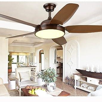 Edge To Kronleuchter Deckenventilator Lampe Retro Wohnzimmer Restaurant Ventilator Licht  Industrieller