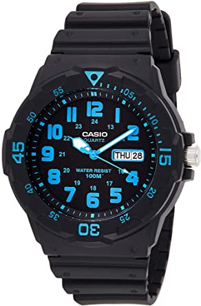 Casio Reloj de Pulsera MRW 200H 2BVEF: Casio Collection