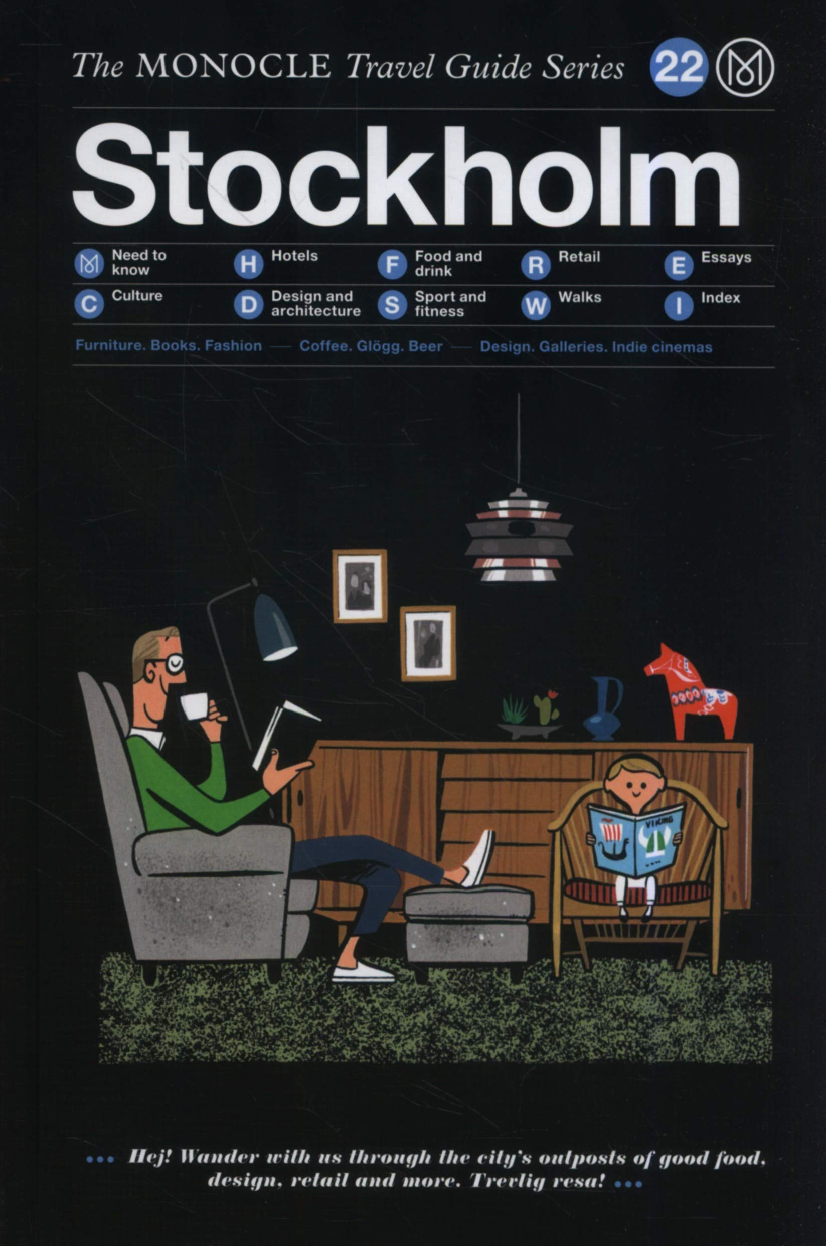 Stockholm  The Monocle Travel Guide Series Published By Gestalten