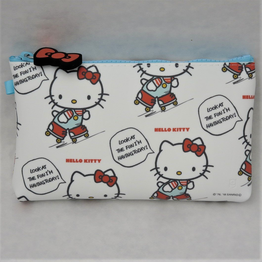 GMC Toysfield PG-27102 GMC Toys Field Nu Hello Kitty Pouch Roller Skate White Fore-Sight