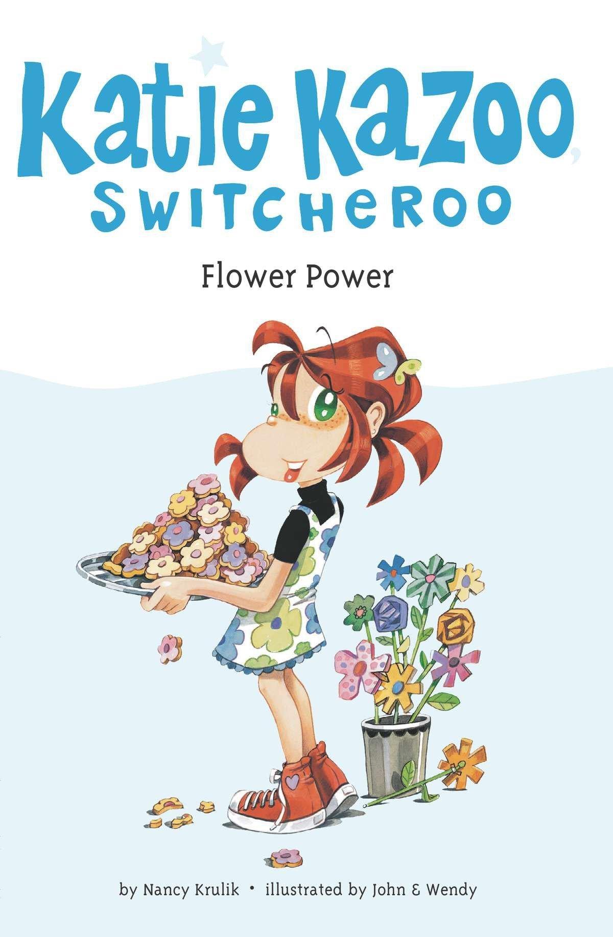 Flower Power (Katie Kazoo, Switcheroo No. 27) pdf epub