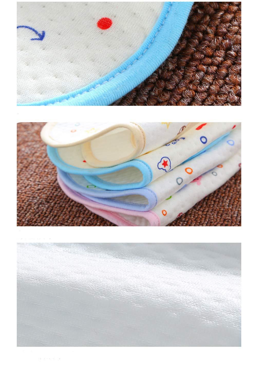 general ni/ña babero y dentici/ón bufanda babero arn/és de cableado Chaleco babero Baberos para beb/é Yworld impermeable paquete de 4 lavable