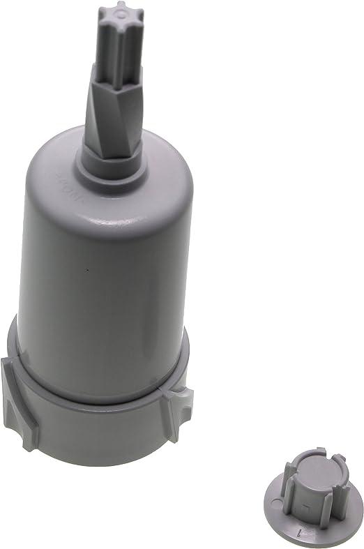 Philips crp556 eje de transmisión para HR7600, HR7605 Robot de cocina: Amazon.es: Hogar