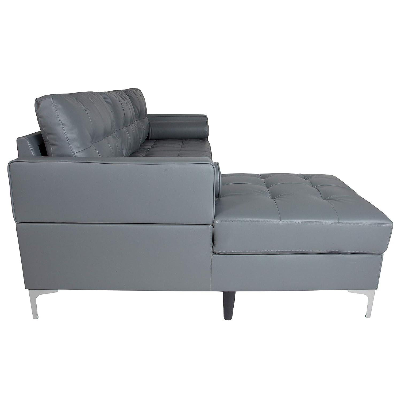 Amazon.com: Flash Furniture BT-S8376-SFCHSE-BK-GG - Mueble ...