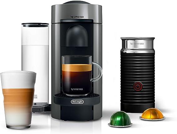 Nespresso VertuoPlus Coffee & Espresso Maker Bundle