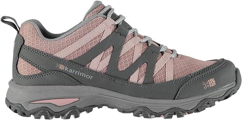 Karrimor Mujer Surge Zapatillas De Senderismo Trekking: Amazon.es: Zapatos y complementos