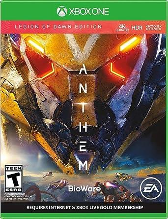 Anthem - Legion of Dawn Edition for Xbox One [USA]: Amazon.es ...