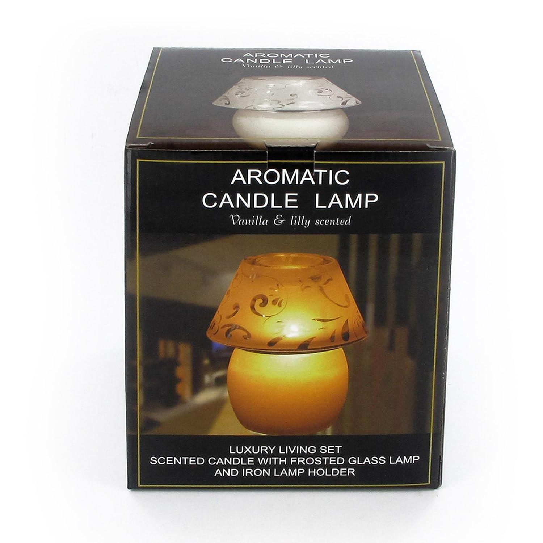 Vanilla & Lilly Aromatic Candle Lamp: Amazon.co.uk: Kitchen & Home