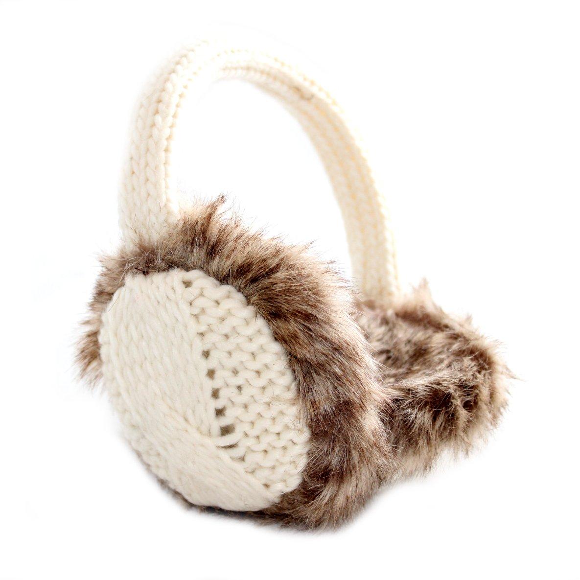 Aran Traditions Damen Ohrenschützer Einheitsgröße Stickyrico1