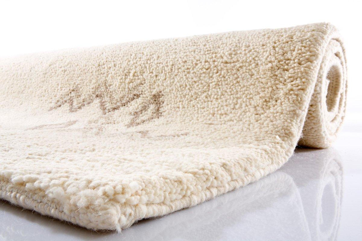 Tuaroc Marrakesch Berber-Teppich 15 15 simple 225 997 wollweiss 140 x 200 cm beige