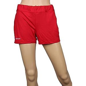 Reebok RCF Chase Bootie Short Reversible Damen Studio CrossFit Shorts Navy