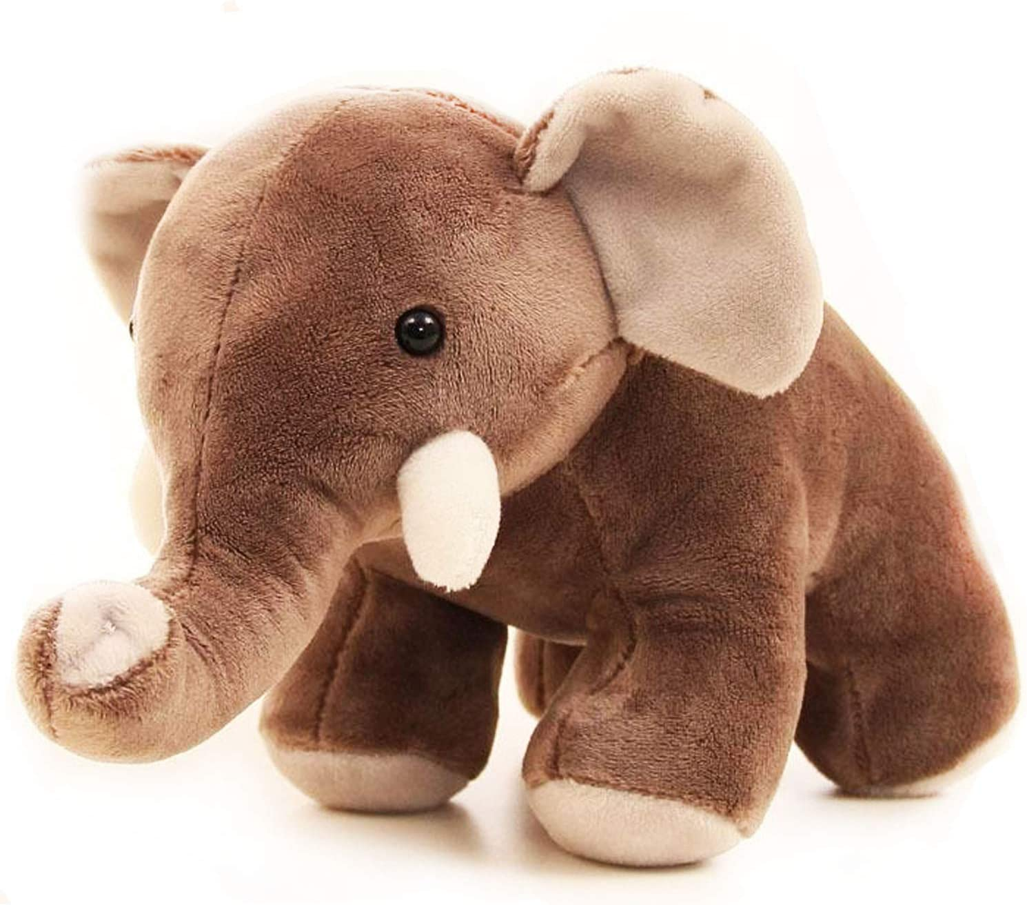Stuffed Elephant BROWN Stuffed Animal