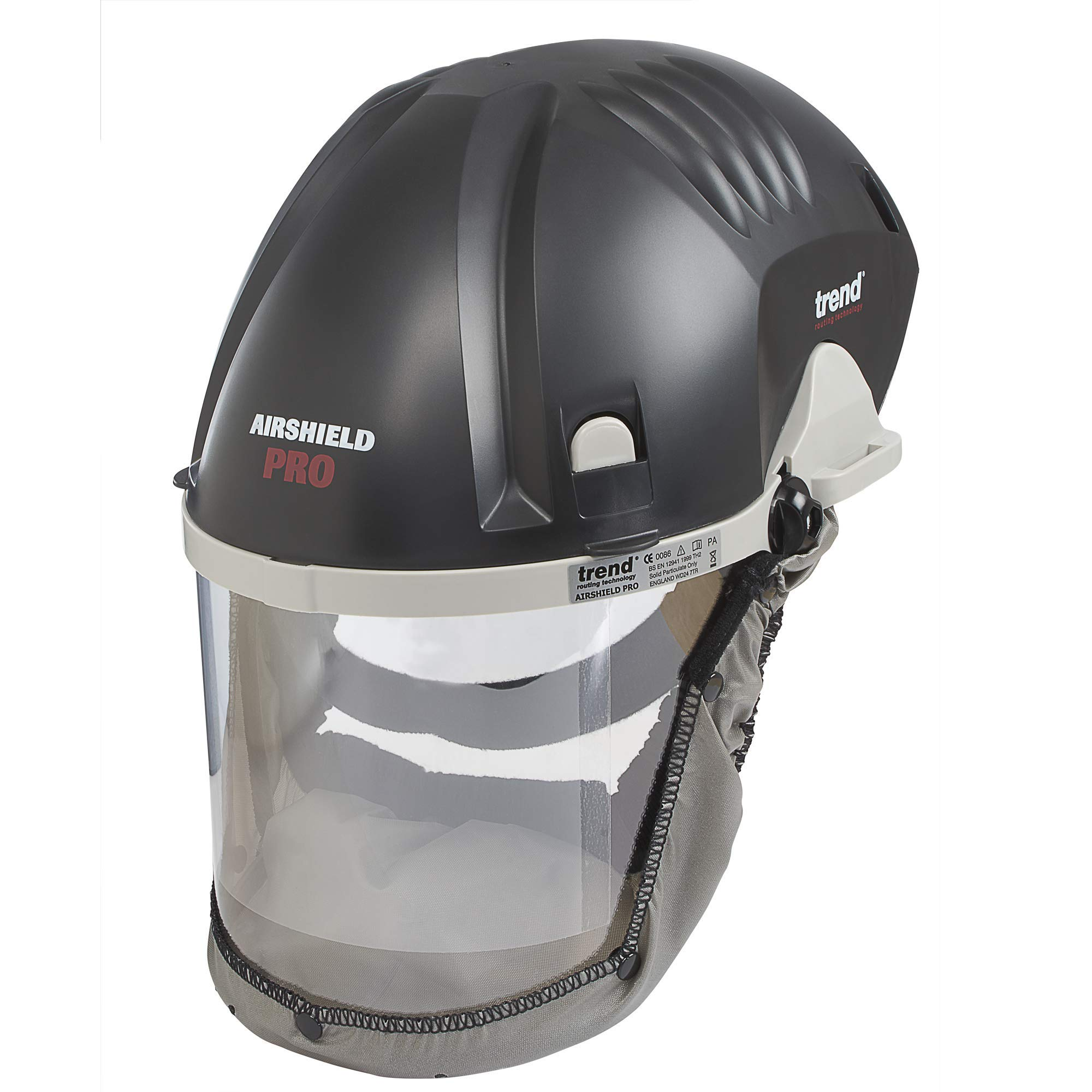TREND AIR/PRO Airshield and Faceshield Dust Protector (Renewed)