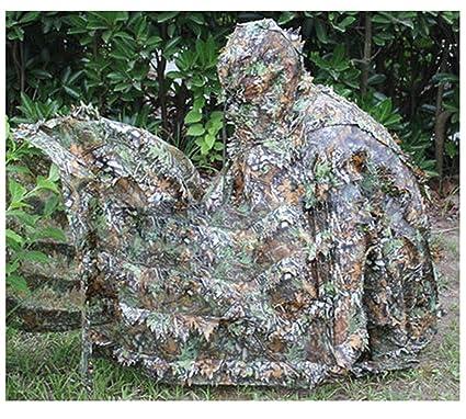 Traje de camuflaje Traje de camuflaje Capa 3D Chaqueta de ...