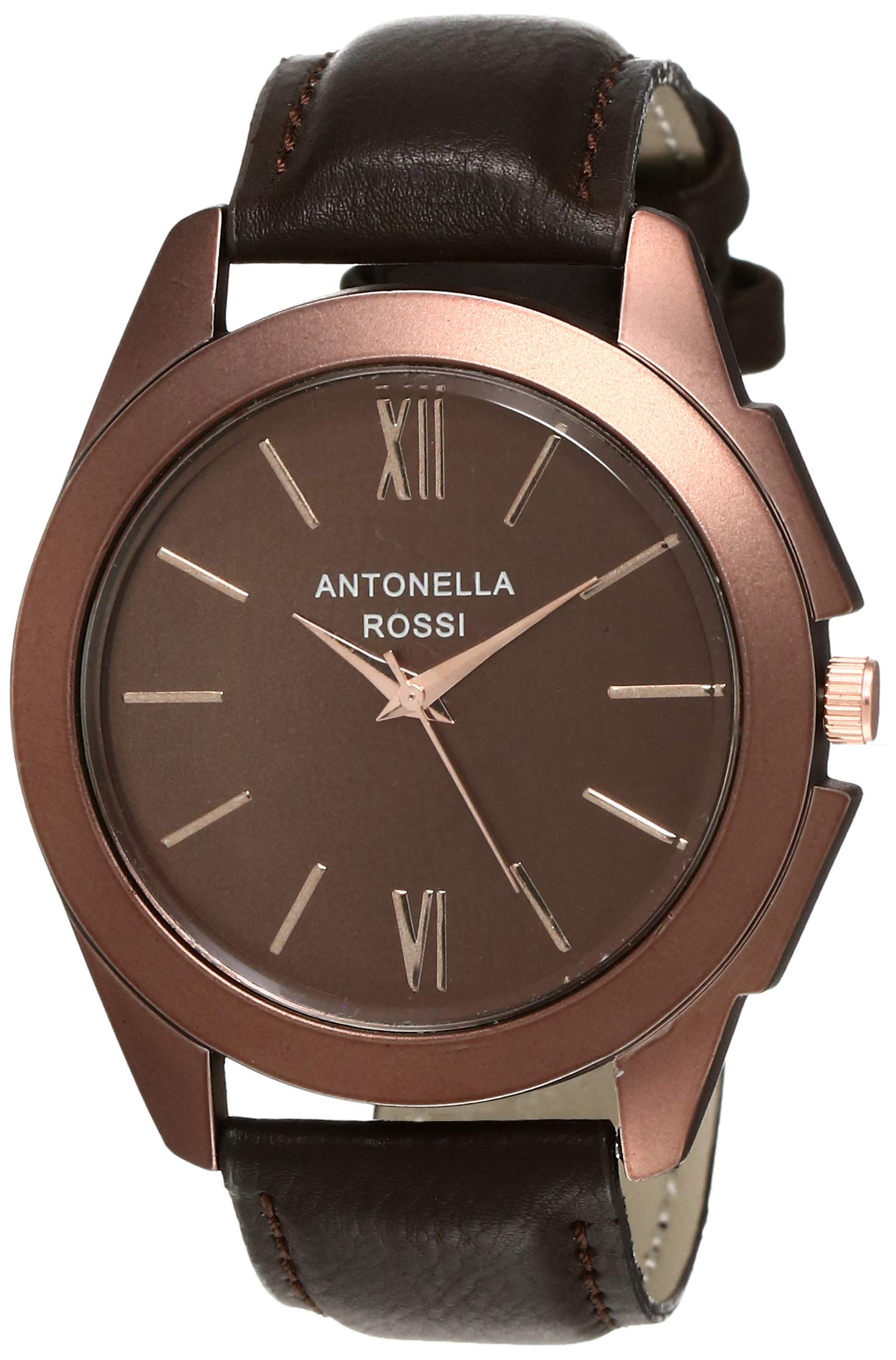 Antonella Rossi Analog Champagne Dial Men's Watch-LB190687 (B07V38G22N) Amazon Price History, Amazon Price Tracker