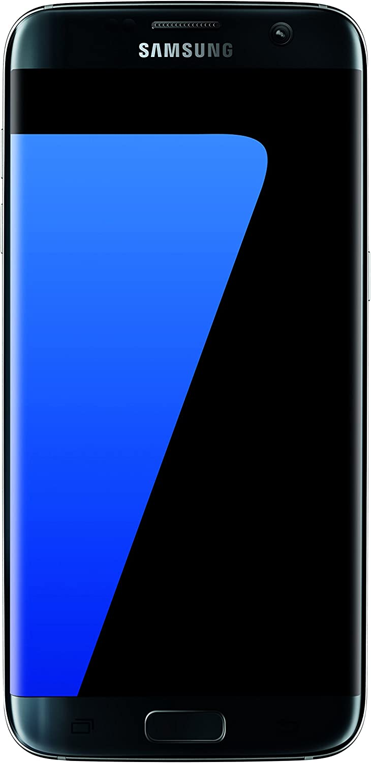 "Samsung Galaxy S7 Edge, 5.5"" 32GB (Verizon Wireless) - Black"