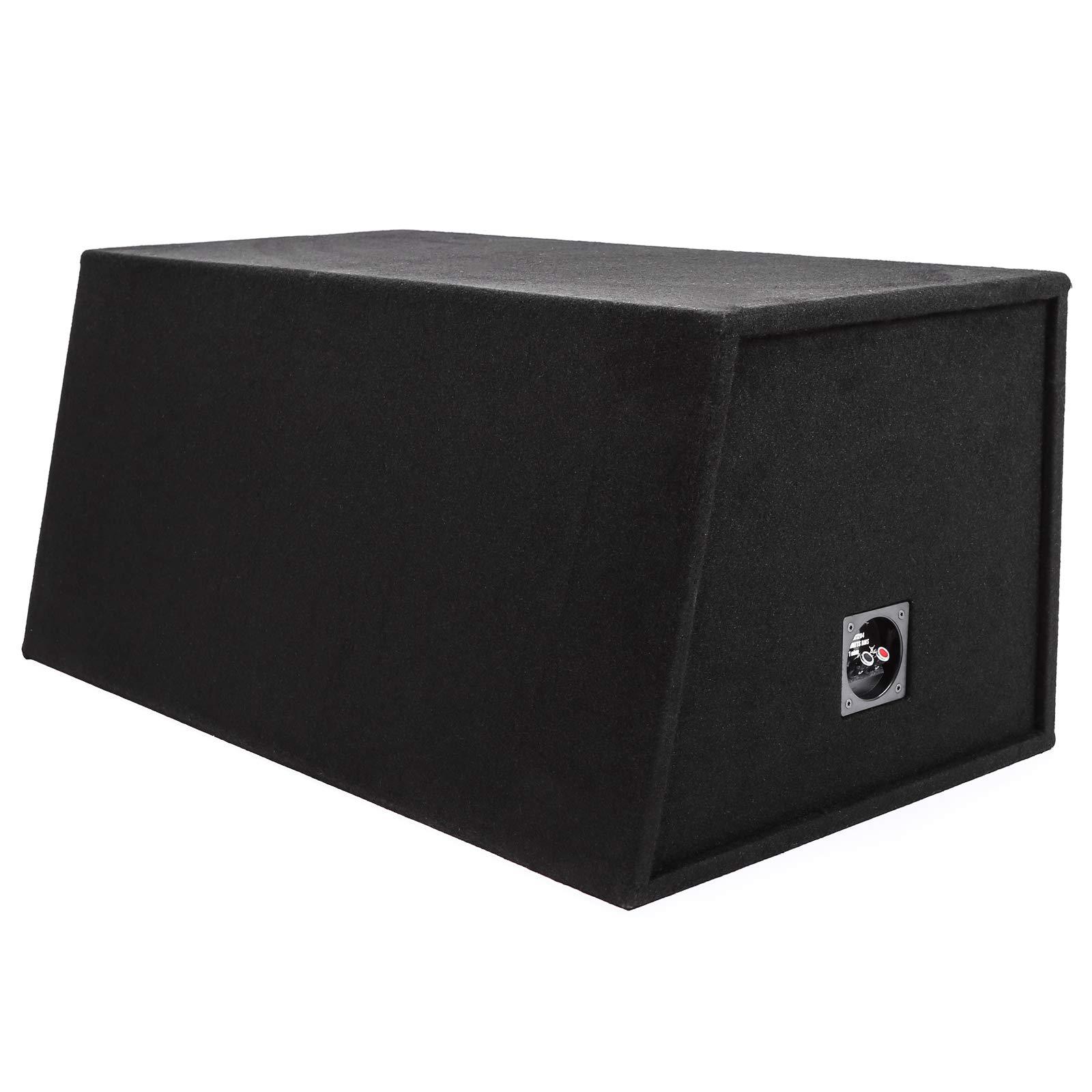 Skar Audio Dual 12'' 5000W Loaded EVL Series Vented Subwoofer Enclosure | EVL-2X12D4 by Skar Audio (Image #4)