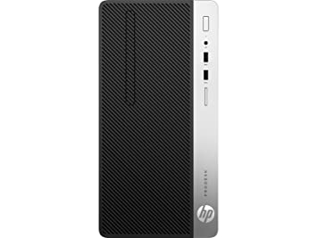 HP ProDesk 400 G5 3.2GHz i7-8700 Micro Torre 8ª generación de procesadores Intel