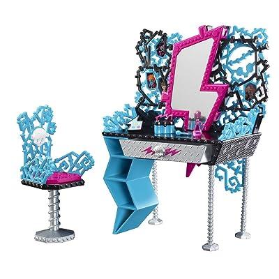 Monster High Frankie's Vanity Playset: Toys & Games