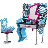 Mattel - 376501 - Y0404 - La Coiffeuse Monster High De Frankie Stein