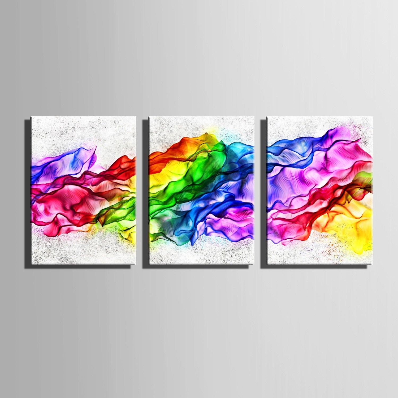 T&Q T&Qing Fantasie dekorative dekorative dekorative Malerei, Rahmenlos Gemlde, dekorative Malerei Das Wohnzimmer Flur, 40  60  3 B07KN1FK96  | Neueste Technologie  327d96