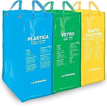 Stupenda - BOR02598A - Juego de bolsas ecológicas para la ...